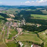 Návšteva členov súťažnej poroty Európskej ceny obnovy dediny v obci Spišský Hrhov